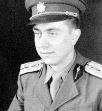 Václav Plaček, bratr Dalibora Plačka, synovec pamětníka Jaroslava Plačka