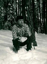 Jaroslav Bílek 1955