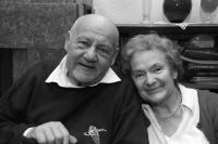 Jiří and Marie Kaplan