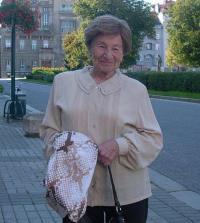 Edna Beck, rozená Hana Lampelová, 2011