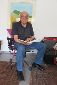 Giora Amir, březen 2017.