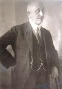 Grandfatether Eduard Engel
