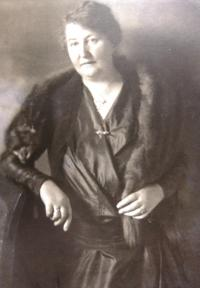Grandmother Berta Engel