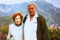 Věra and Josef Jakubovič. 60ies