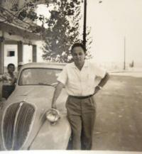 Matti Cohen. Israel, 1959.
