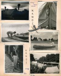 Tábor, 1958
