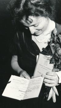 Promoce, 1960