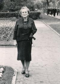 Maminka Irma Lauscherová, 60.léta