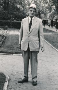 Tatínek Jiří Lauscher, 60.léta