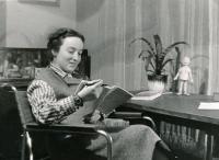 Studentka, 1959