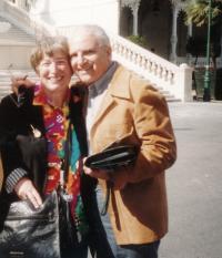S Rafaelem Sommerem, Karlovy Vary 2001