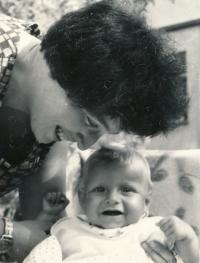 Pamětnice se synem
