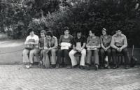 Zájezd skupiny mládeže ze ŽOP do NDR