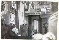 Jewish fighters in Luhačovice