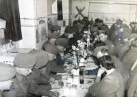 Seder in England, 1944