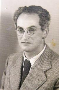 Hanuš Rebenwurzel pre-war photo