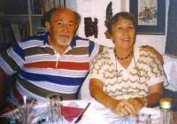 Ruth a Josef Mittelmannovi. Izrael, 90. léta 20. století.