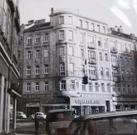 House in Wienna, Baumgasse nr. 1, where Wolfgang Reihold (Zeev Ron) was born