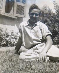 Zeev Ron. 1948.