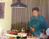 Dáša Ronová (Pollaková). 1996.