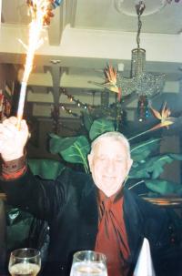 Kurt Ron, older brother 2002