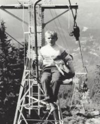 Josef Evan 1969