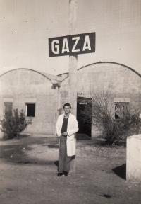 Gaza, 1942