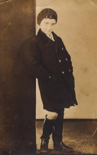 René Rechnitz 1931