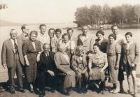 Grandfather´s birthday, 6.6.1937, Litoměřice