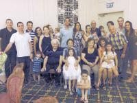 Family photograph 2017
