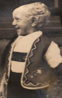 Maty Grunberg 1946