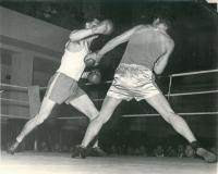 Box - Jiskra Litvínov vs Slavoj Č. Budějovice 5:15 Táhlo