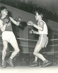 Box - Slavoj Č. Budějovice vs Dukla Písek 14:4, 01.03.1959