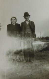 Rodiče Floriana a Josef Bernátovi
