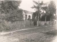 The House of Bešťů in Bohemian Malín