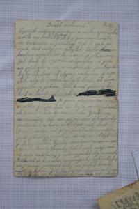 Dopis od Maminky z KT