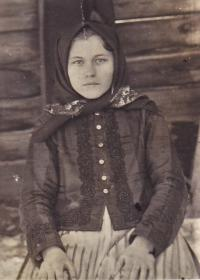 1939 - foto na první legitimaci
