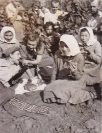 1942 - vinobraní