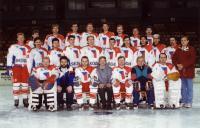 Fotografie národního týmu