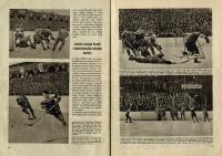 Zápas proti Švédsku na MS 1949