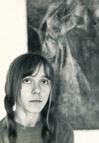 1968 - Sobotín, prázdniny