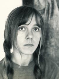 Anežka Kovalová - portrét