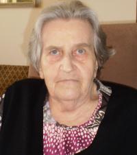 Eva Kotková, portrét, Praha 2018