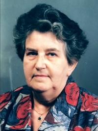Eva Kotková, portrét, Praha 1996