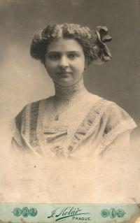 grandmother Sieber 1910