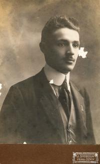 grandfather Sieber 1910