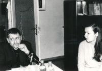 1975, Jiří Brdečka, Zuzana