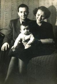 1953, parents, Poznan
