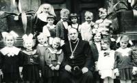 1960, školka