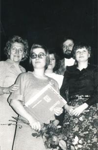 1976 absolutorium